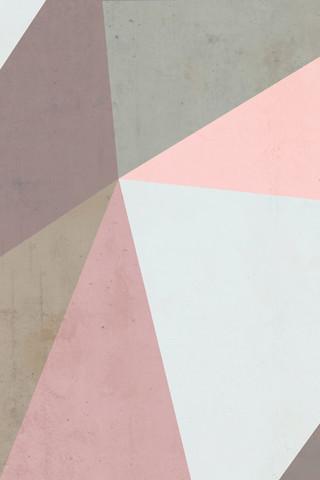 Delicate Geometry - fotokunst von Emanuela Carratoni