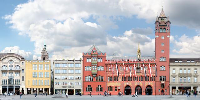 Basel | Roothus - fotokunst von Joerg Dietrich