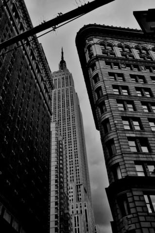 Empire - fotokunst von Uli Schneider