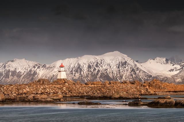 The Lighthouse - fotokunst von Sebastian Worm