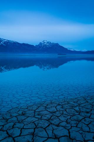 Wasser und Trockenheit - fotokunst von Martin Wasilewski