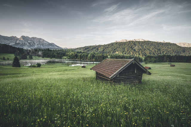 Early in the morning - fotokunst von Philipp Steiger