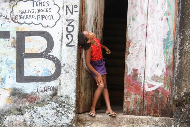Salvador - fotokunst von Miro May
