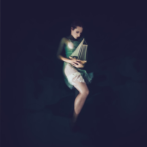 Thalassophile - fotokunst von Rova Fineart - Simone Betz
