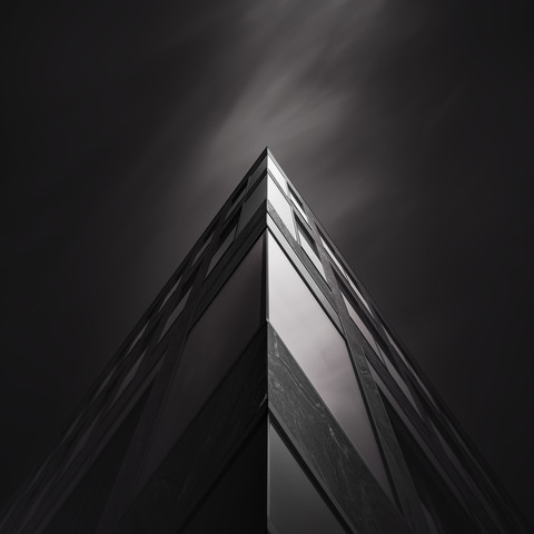 Silence and the black hero - fotokunst von Richard Grando