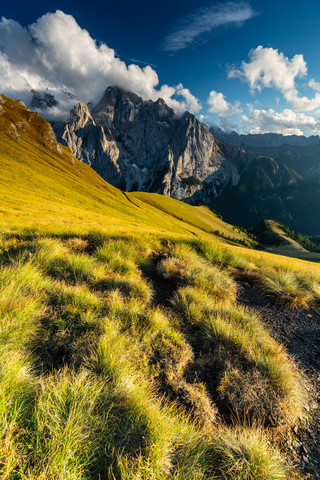 Passo Pordoi - Dolomiten - fotokunst von Mikolaj Gospodarek