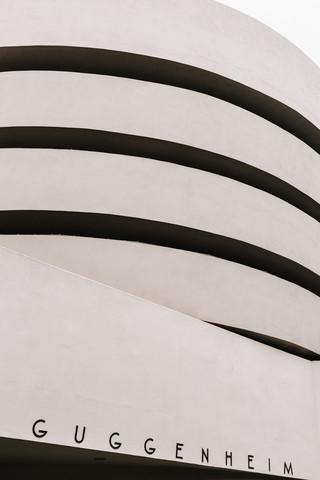 Guggenheim - fotokunst von Markus Braumann