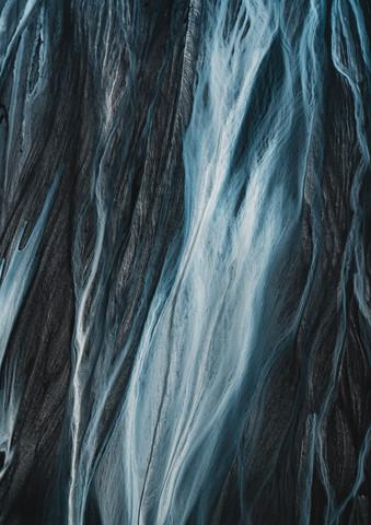 Matanuska River - fotokunst von Christoph Johann