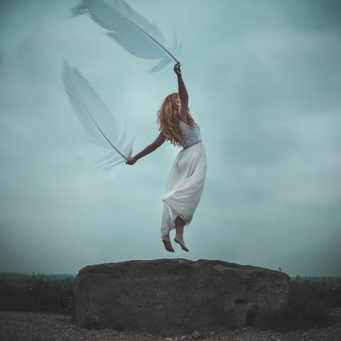 freedom - fotokunst von Rova Fineart - Simone Betz