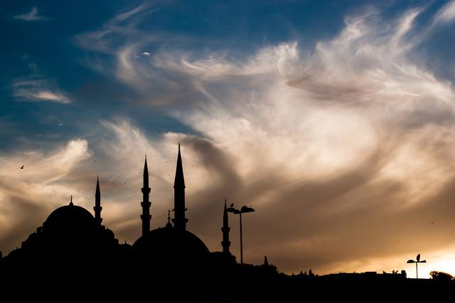 Istanbul - fotokunst von Mathias Becker