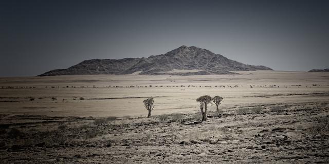 At the End of Nowhere - fotokunst von Norbert Gräf
