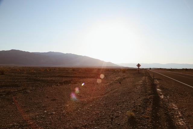 Death Valley - fotokunst von Ari Stippa