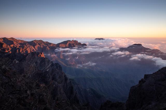 La Palma Sunset - fotokunst von Kosianikosia