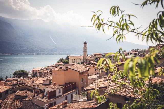 Limone del Garda - fotokunst von Kosianikosia
