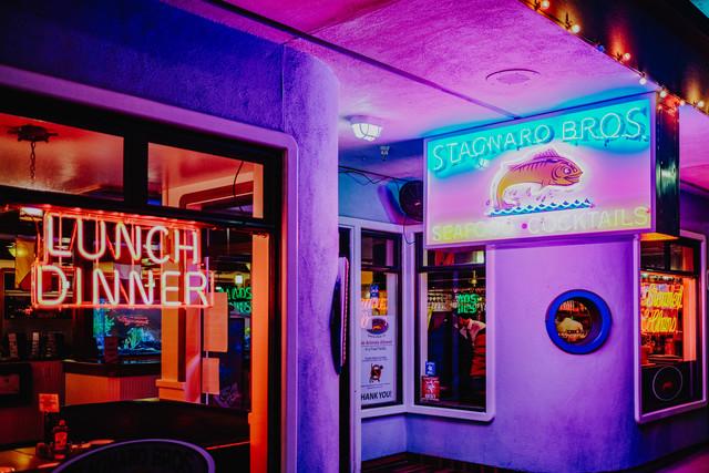 Lunch and Dinner - fotokunst von Sebastian Trägner