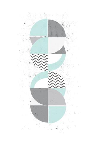 Skandinavisches Design Nr 77 - fotokunst von Melanie Viola