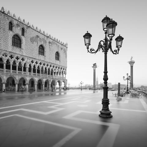 Piazzetta Venedig - fotokunst von Ronny Behnert