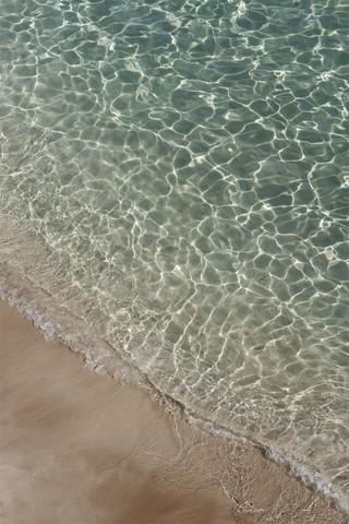 Where sand and water meet - fotokunst von Studio Na.hili