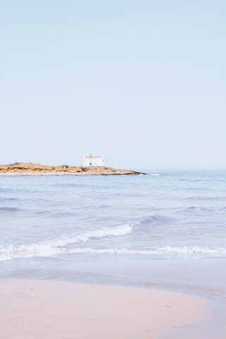Insel im Meer - fotokunst von Pascal Deckarm