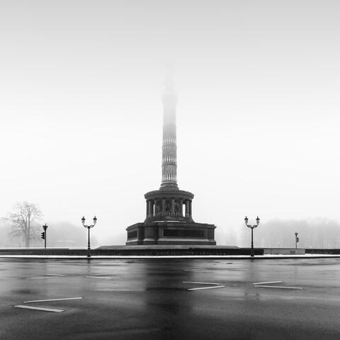 Siegessäule | Berlin - fotokunst von Ronny Behnert