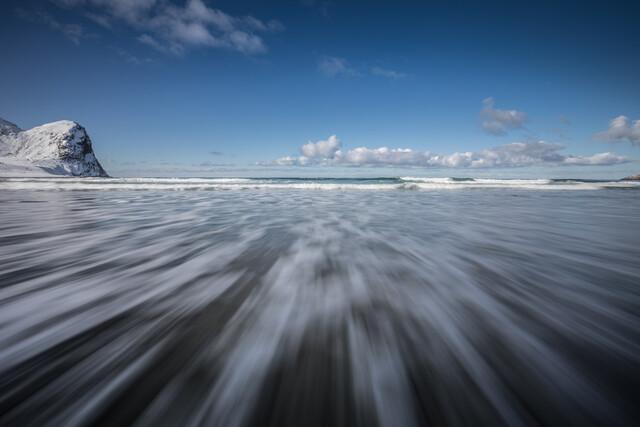 Lofoten Islands - fotokunst von Sebastian Worm