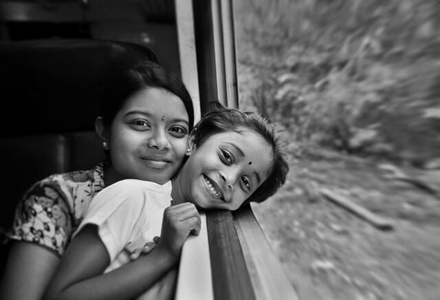 Mother and child - fotokunst von Victoria Knobloch