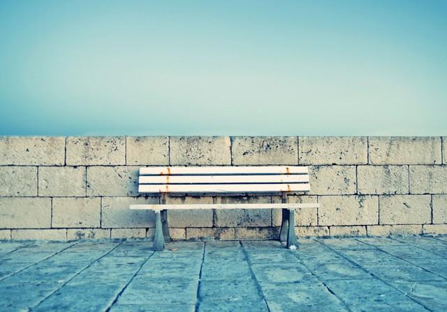 Enjoy the silence - fotokunst von Andrina Peric
