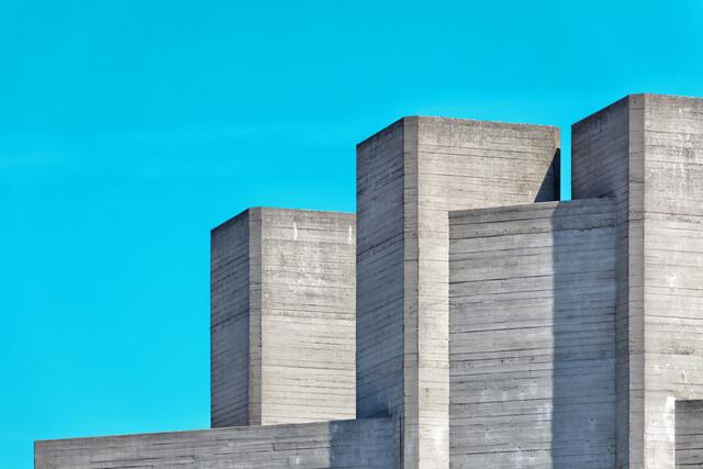 National Theatre No. 04 - fotokunst von Michael Belhadi