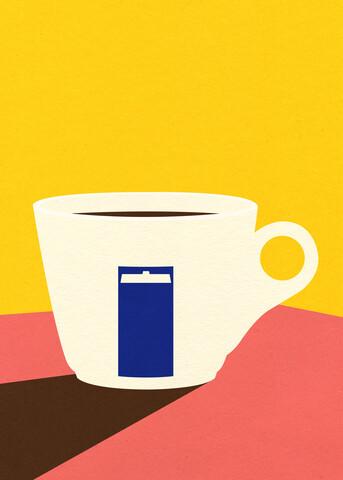 Cup Of Espresso - fotokunst von Rosi Feist