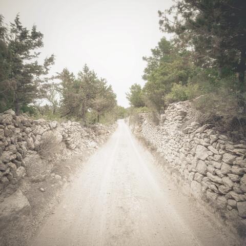 der lange weg... - fotokunst von Dennis Wehrmann