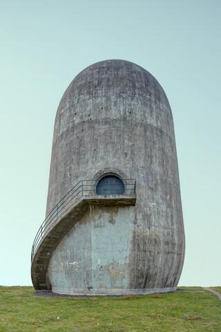 Strudelturm - fotokunst von Michael Belhadi