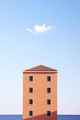 High Rise - fotokunst von Rupert Höller