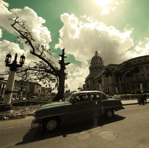Havanna - fotokunst von Aurica Voss