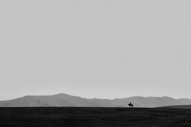 Solitude - fotokunst von Victoria Knobloch