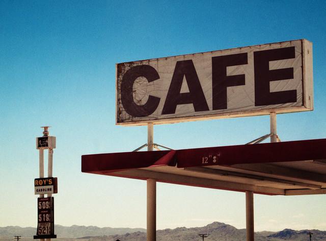 On The Road - fotokunst von Aurica Voss
