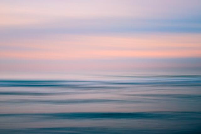 At the sea - fotokunst von Holger Nimtz