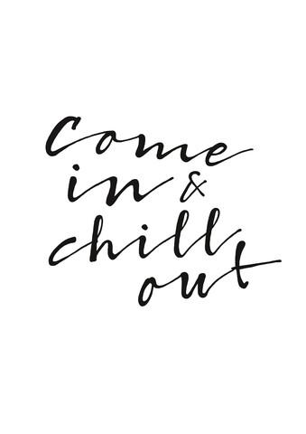 Chill out - fotokunst von Christina Ernst