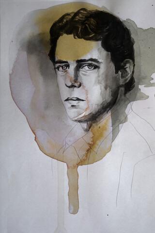 Chico Buarque - fotokunst von David Diehl