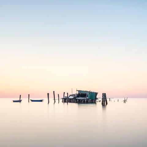 Un posto tranquillo | Venedig - fotokunst von Ronny Behnert