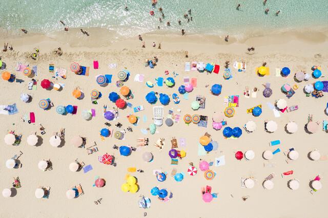Umbrellas - fotokunst von Christian Köster