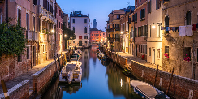 Venedig - fotokunst von Jan Becke