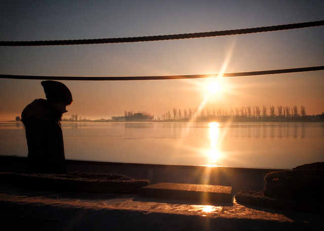 Der Sonne entgegen - fotokunst von Andi Weiland