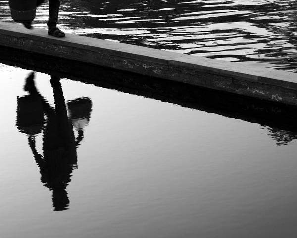 Shadow - fotokunst von Jagdev Singh
