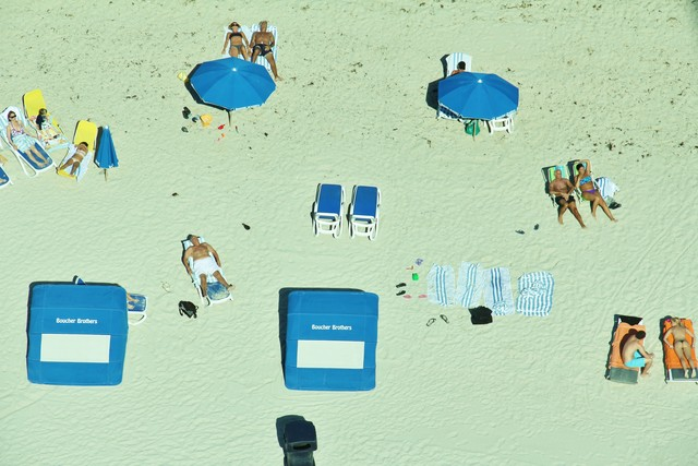 playa - fotokunst von Lucia Di Nucci