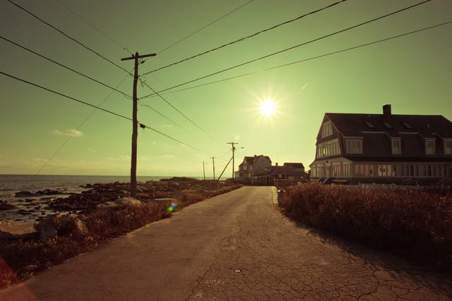 Sunset - fotokunst von Amaar Ujeyl