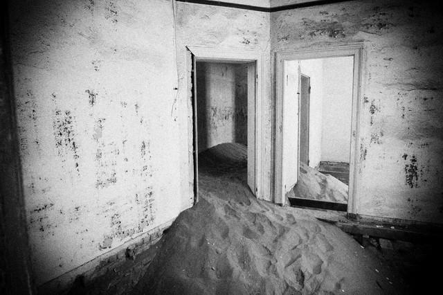 Kolmannskuppe - fotokunst von Thomas Halfmann