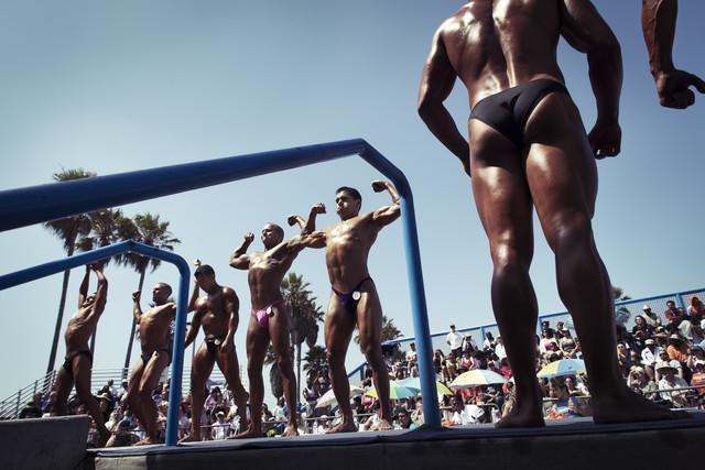 Musclemen - fotokunst von Florian Büttner