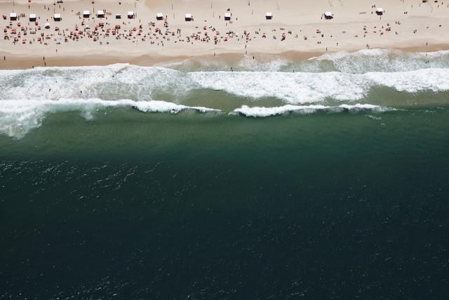 Copacabana - fotokunst von Florian Büttner
