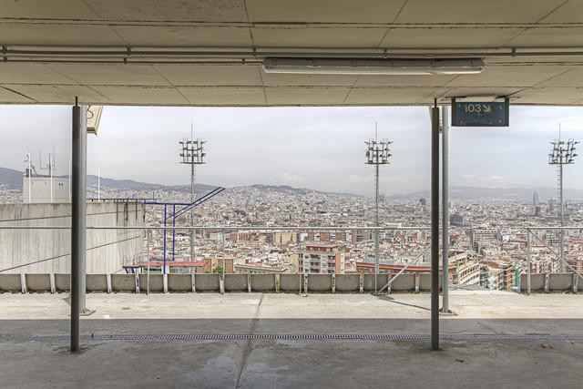 Barcelona - fotokunst von Michael Belhadi