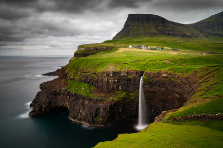 Boris Buschardt, Gasadalur (Färöer Inseln, Europa)